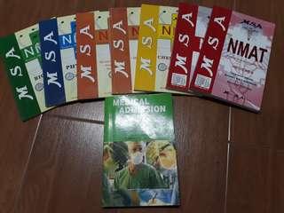 Bundle NMAT reviewer