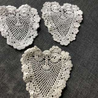 Doily bot from Australia all for $7 by mail