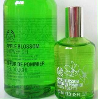 The Body Shop Apple Blossom EDT 30ml