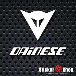 Dainese Logo Decals