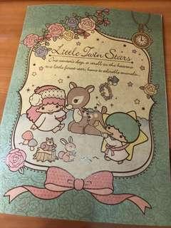 Little twins stars Notebook