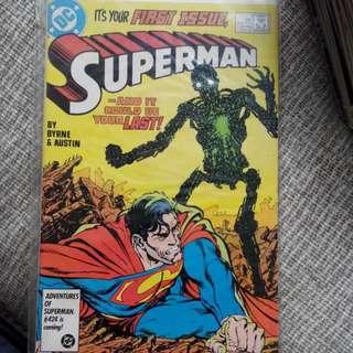 1987 Superman 1