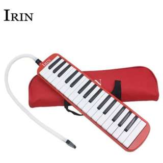 32 Keys Melodion Red with Bag