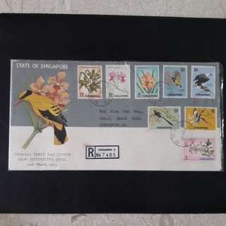 Official First Day Cover New Definitive Issue 1963