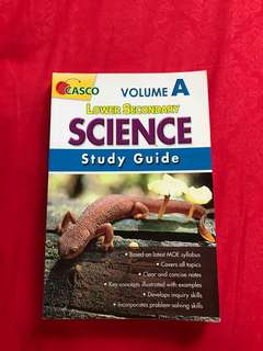 LOWER SEC SCIENCE NOTES & EXERCISES