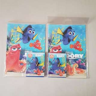 Disney Finding Dory Colouring Book Set, Kids