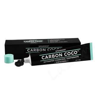 CARBON COCO - 活性碳美白牙膏