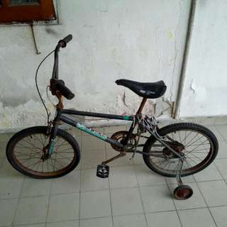 BMX Bicycle Vintage