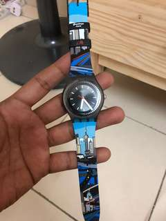 Swatch Shanghai 2017 (only available in China)