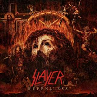 Slayer – Repentless CD + DVD Digipak CD