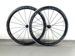 Cosmic Carbon Wheelsets