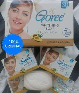 GOREE BAR SOAP