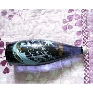 04年Perrier紀念版玻璃蒸餾水樽