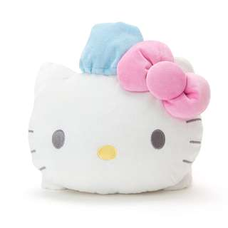 Sanrio 日本正版 Hello Kitty 毛公仔 抱枕 坐墊 Cushion