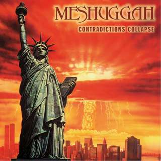 Meshuggah ‎– Contradictions Collapse & None CD