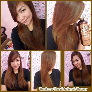 Choco Keratin Conditioner 500ml