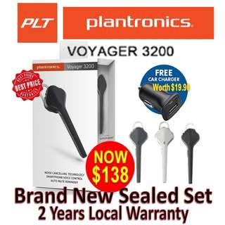 Plantronics Voyager 3200 (2years local warranty)