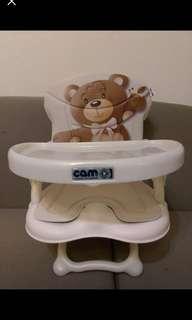Cam餐椅
