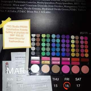 Pro Studio PRO88 Makeup Palette