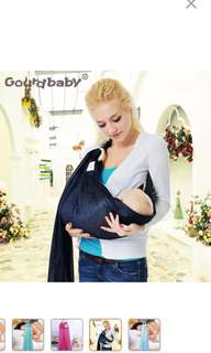 Breathable Baby Ring Sling Carrier