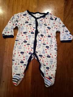 Sleepsuits Bundle (2 sets)