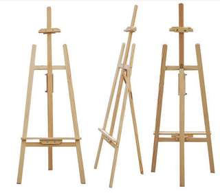 Easel stand for rental/ sale (5 units available)