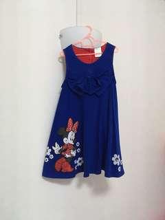 Disney Minnie Mouse Embellished dress