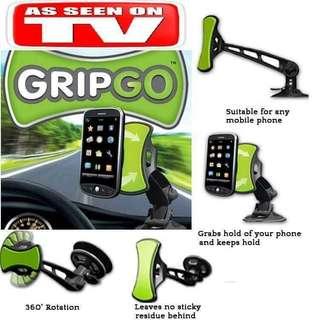 Grip Go Car Phone Holder