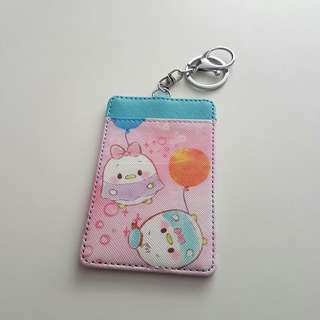 Disney Ufufy Series Donald and Daisy EZ-Link / Company Pass / Access Card Holder