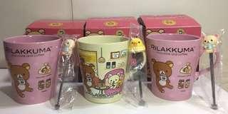 🚚 7-11拉拉熊 甜蜜巧克力咖啡馬克杯(個)