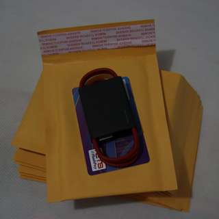 Kraft Bubble Mailing Padded Envelope 11x13cm SMALL