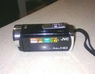 JVC SUPER LOLUX CAMCORDER