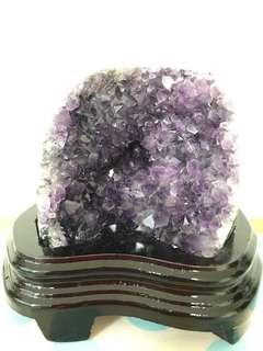 Top Grade Uruguay Amethyst Geode 1.61kg