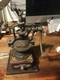 復克 咖啡磨豆器 擺設 coffee grander