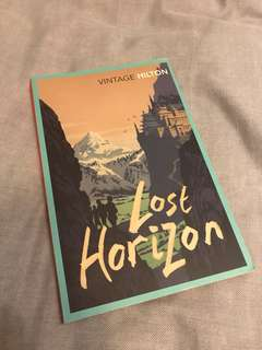 Lost Horizon by Vintage Hilton