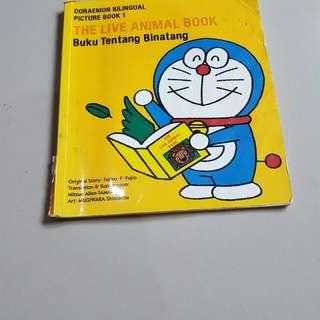 Buku cerita doraemon 2 bahasa