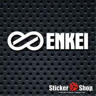 Enkei Logo Decals