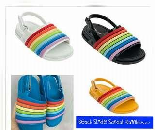 Rainbow beach slides