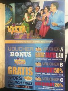 Voucher Inul Vista Karaoke