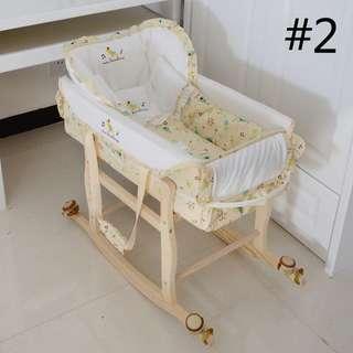 可攜式-嬰兒床