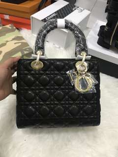 Customer's purchased, Lady Dior medium