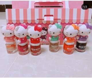 Hello Kitty 指甲油