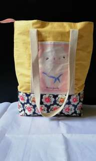 Tote Bag with many pockets