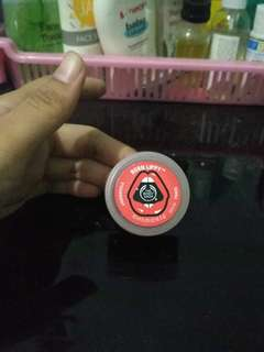 The Body Shop Lipbalm fraise strawberry