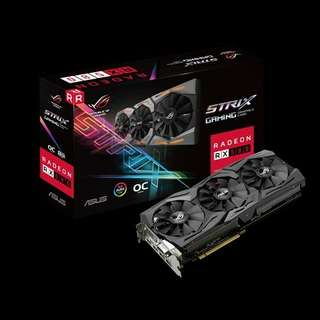 Asus RX 580 TOP 8GB