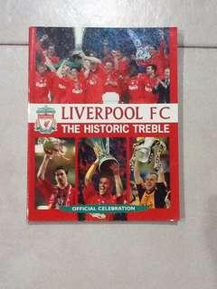 Liverpool FC THE HISTORIC TREBLE