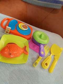 煮菜玩具 ~