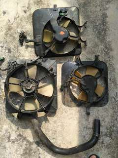 Honda Civic SH3 EF9 fan