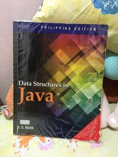Data Structures in Java - D.S. Malik