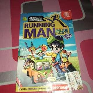 RUNNINGMAN THE COMIC